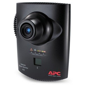 APC NBWL0456 NetBotz Room Monitor 455 Security Camera
