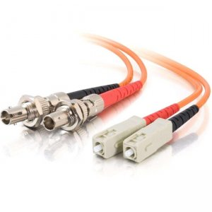 C2G 17602 Multimode Fiber Optic Cable