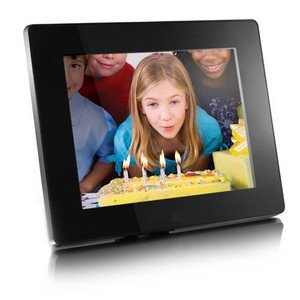 Aluratek, Inc ADMPF108F Digital Photo Frame