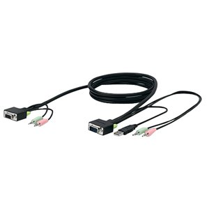 Belkin F1D9103-10 SOHO KVM Replacement Cable Kit