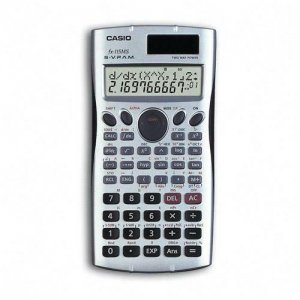 Casio FX115MS Scientific Calculator 44101801