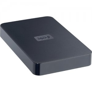 Western Digital WDBAAR6400ABK-NESN Elements Portable Hard Drive 43201803