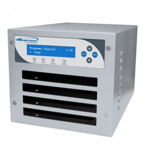 Vinpower Digital SLIMMICRO-DVD-S4T CD/DVD Duplicator