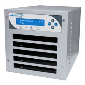 Vinpower Digital SLIMMICRO-DVD-S5T SlimMicro-DVD-S5T CD/DVD Duplicator