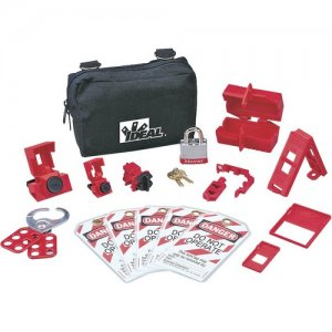 IDEAL 44-970 Lockout/Tagout Kit