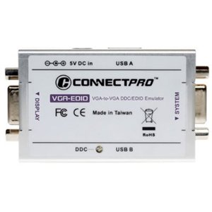 Connectpro VGA-EDID-KITU1 Video Emulator