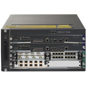 Cisco 7604 Router Chassis 7604-RSP7C-10G-P