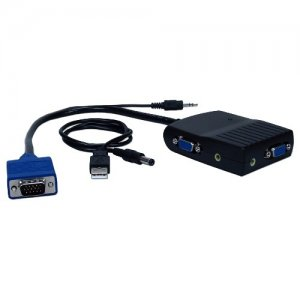 QVS MSV12MA Video Splitter