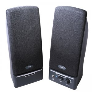 Cyber Acoustics CA-2014RB Amplified Computer Speaker System