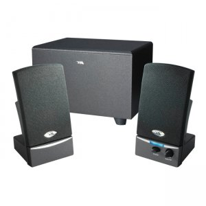 Cyber Acoustics CA-3001WB Amplified Speaker System CA-3001