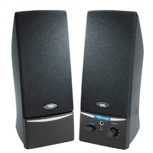 Cyber Acoustics CA-2014WB Multimedia Speaker System CA-2014