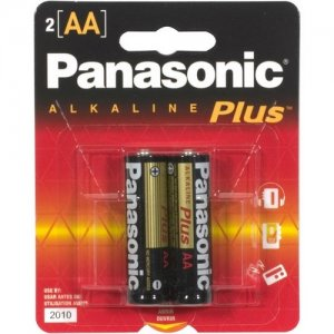 Panasonic AM-3PA/2B AA-Size General Purpose Battery Pack