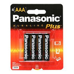 Panasonic AM-4PA/4B AAA-Size General Purpose Battery Pack