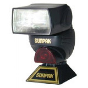 Tocad America PZ-040N2 Sunpak II Power Zoom Digital Flash Light PZ40X