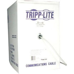Tripp Lite N028-01K-GY Cat5e Outdoor Rated Cable
