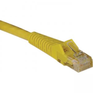 Tripp Lite N201-005-YW Cat6 UTP Patch Cable