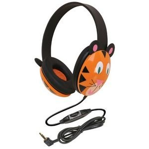 Ergoguys 2810-ti Kids Stereo PC Tiger Design Headphone