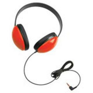 Ergoguys 2800-RD Califone Children's Stereo Headphone