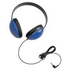 Ergoguys 2800-BL Califone Children's Stereo Headphone