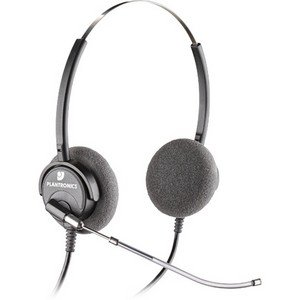 Plantronics 91783-15 Supra Voice Tube Headset H61