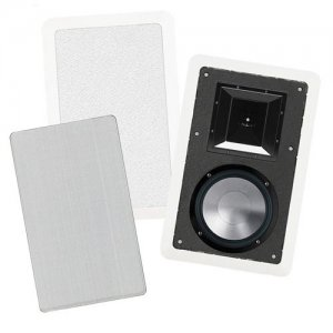 BIC America FH8-W Formula In-Wall Speakers