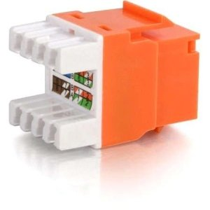 Cables To Go 03795 CAT5e Keystone Jack