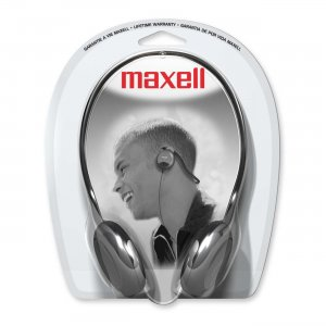 Maxell 190316 Stereo Neckbands Headphone NB-201
