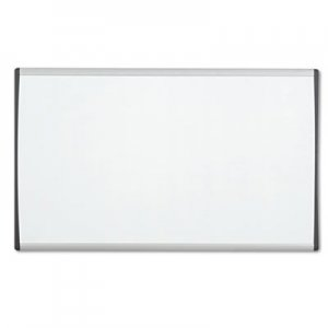 Quartet ARC2414 Magnetic Dry-Erase Board, Steel, 14 x 24, White Surface, Silver Aluminum Frame QRTARC2414