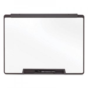 Quartet MMP25 Motion Portable Dry Erase Board, 24 x 18, White, Black Frame QRTMMP25
