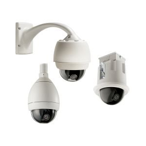 The Bosch Group VG4-324-ECS1MF AutoDome 300 Day/Night Surveillance Camera