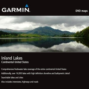 Garmin, Ltd 010-C1050-00 U.S. Inland Lakes Digital Map