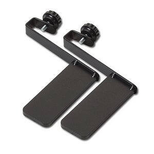 APC AR8177BLK 750mm Wide Partition Bracket