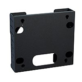 Chief PWCU Flat Panel Tilt Wall Mount with CPU Storage PWC-U