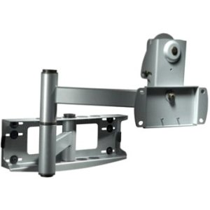 "Peerless PLA50 PLA Series Articulating Wall Arm For 37"" to 80"" Displays"