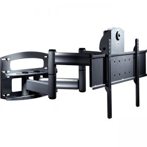 "Peerless PLAV70-UNLP PLA Series Articulating Dual Wall Armwith Vertical Adjustment For 42"" to 95"" Dis"