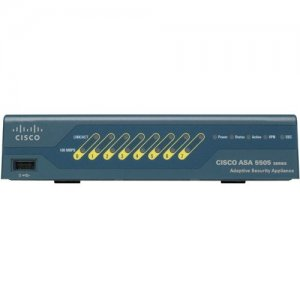 Cisco ASA5505-BUN-K9-RF 10-User Bundle Firewall ASA 5505