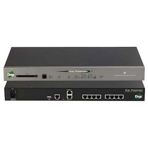 Digi 70002270 Passport 16-Port Console Server with Modem