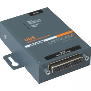 Lantronix UD11000P0-01 Device Server with PoE UDS1100