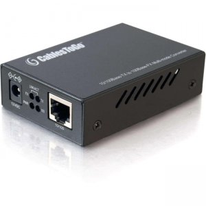 Cables To Go 26631 Fast Ethernet Media Converter