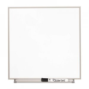 Quartet M4831 Matrix Magnetic Boards, Painted Steel, 48 x 31, White, Aluminum Frame QRTM4831