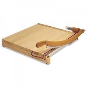"Swingline GBC 1142 ClassicCut Ingento Solid Maple Paper Trimmer, 15 Sheets, Maple Base, 15"" x 15 SWI1142"