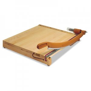 Swingline SWI1152 ClassicCut Ingento Solid Maple Paper Trimmer, 15 Sheets, Maple Base, 18 x 18