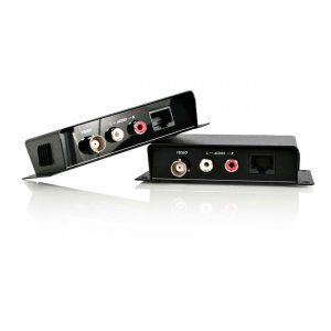 StarTech.com COMPUTPEXTA Composite Video Extender over Cat 5 with Audio
