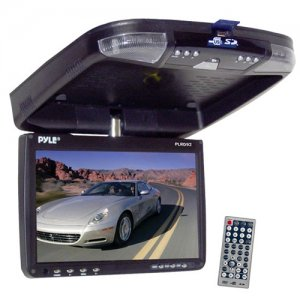 Pyle PLRD92 Car DVD Player