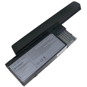 WorldCharge WCD0621 Li-Ion 11.1V DC Battery for Dell Laptop