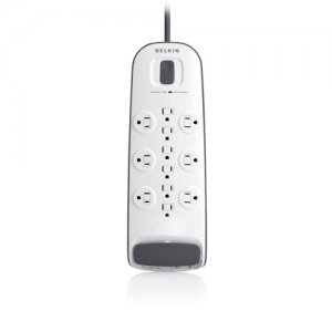 Belkin BV112230-08-BLK 12-Outlets Surge Suppressor