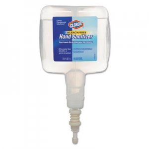 Clorox 30243 Hand Sanitizer, 1L Touchless Refill CLO30243