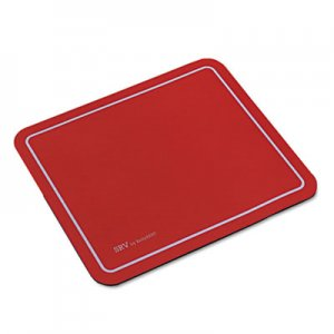 Kelly Computer Supply KCS81108 Optical Mouse Pad, 9 x 7-3/4 x 1/8, Red