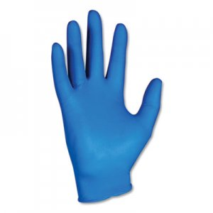 KleenGuard KCC90099 G10 Nitrile Gloves, 242 mm Length, X-Large, Artic Blue, 180/Box