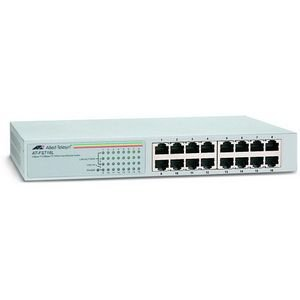 Allied Telesis AT-FS716L-10 Unmanaged Fast Ethernet Switch